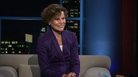 Tavis Smiley -- Author Judy Blume