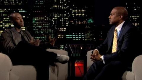 Tavis Smiley -- Actor-activist Don Cheadle
