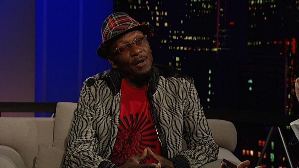 Reggae pioneer Jimmy Cliff image