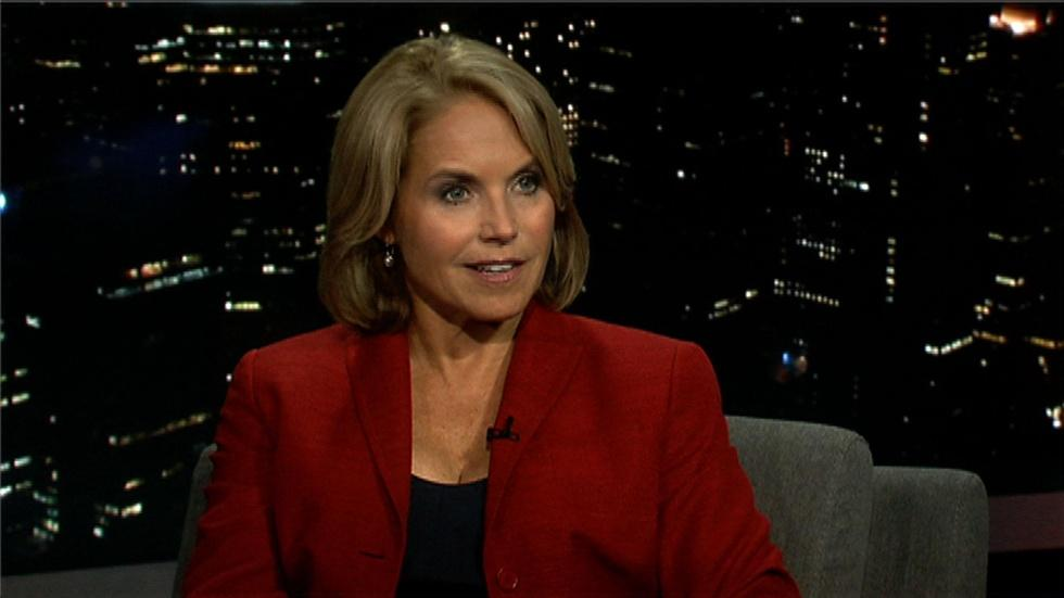 News Anchor Katie Couric image