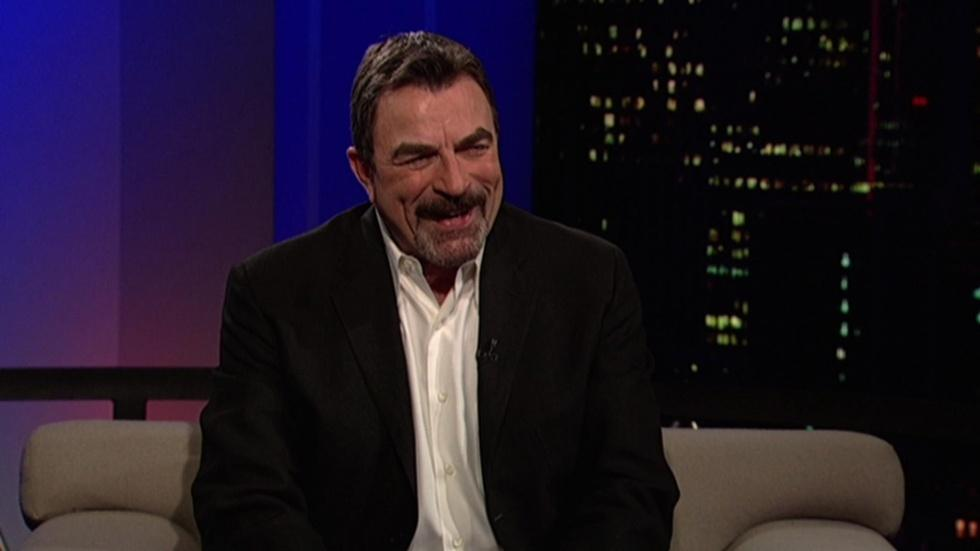 TV Icon Tom Selleck image