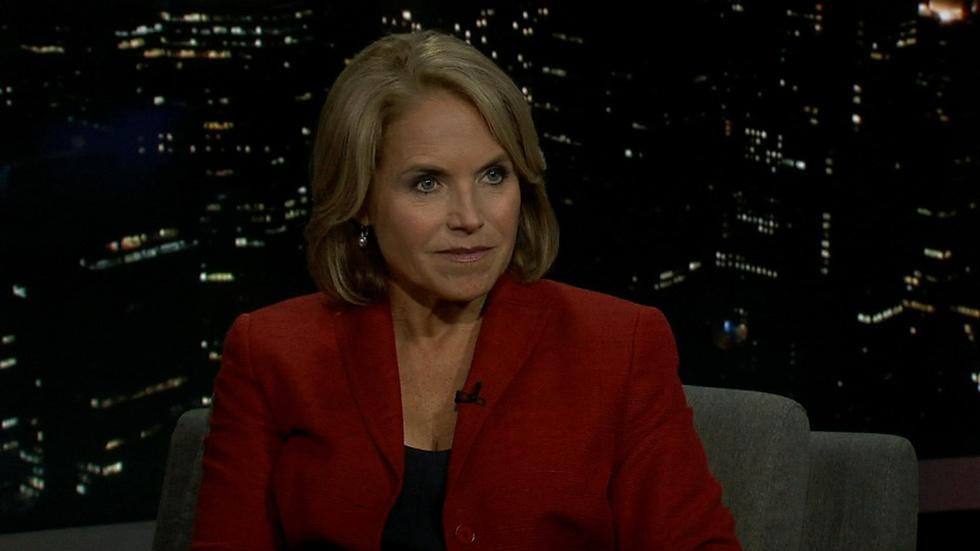 CBS Evening News Anchor Katie Couric image