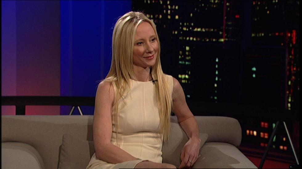 Award-winning actress Anne Heche image