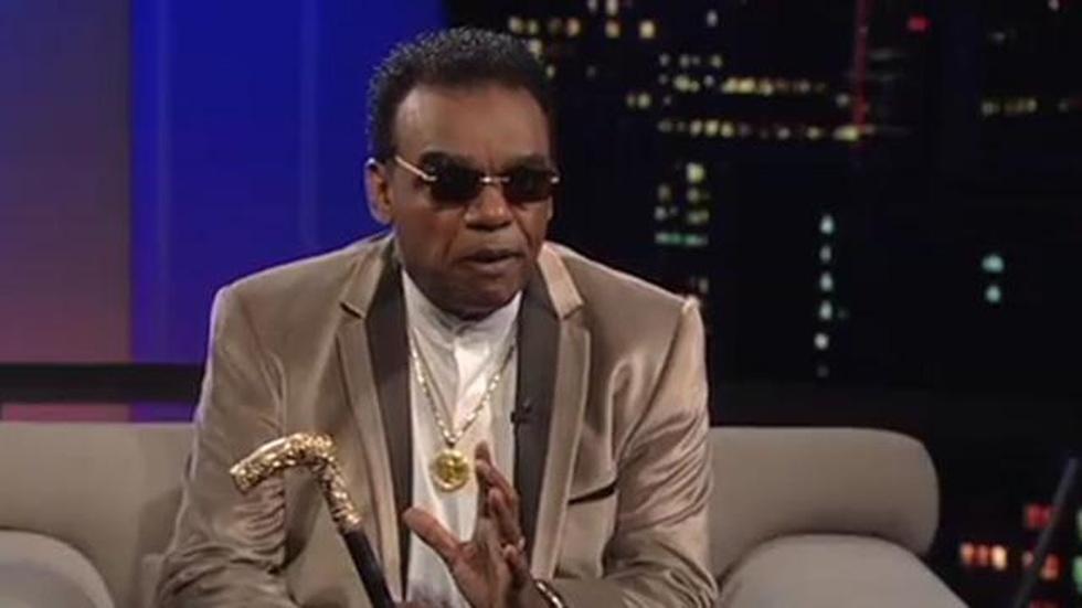 Veteran R&B singer-songwriter Ron Isley image