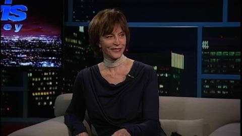 Tavis Smiley -- Former ad exec Charlotte Beers