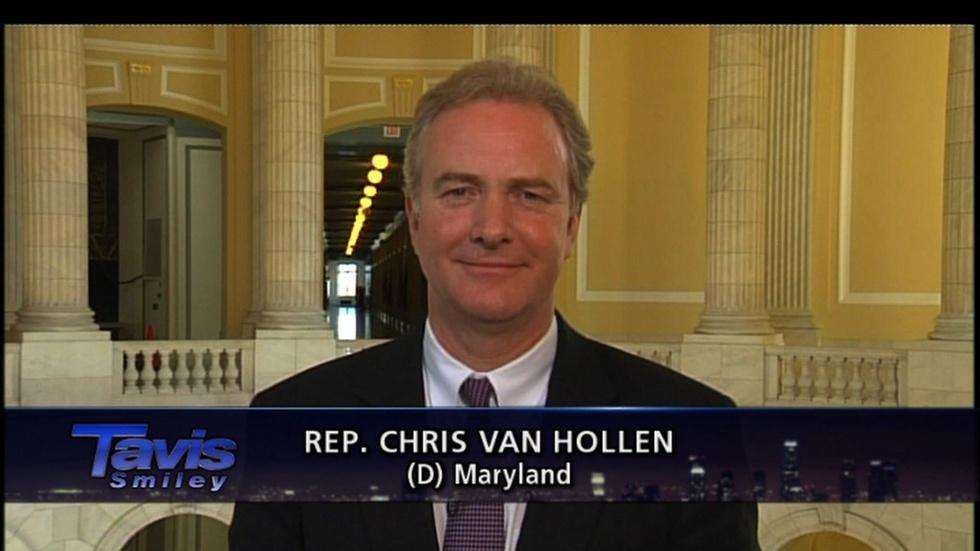 Maryland Rep Chris Van Hollen image