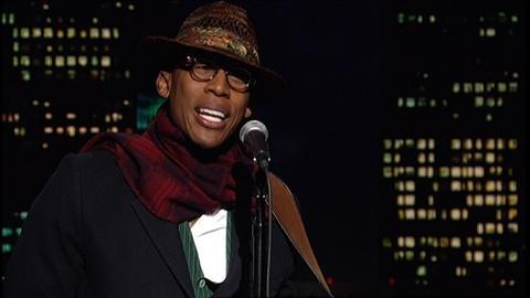 Tavis Smiley -- Musician Raphael Saadiq