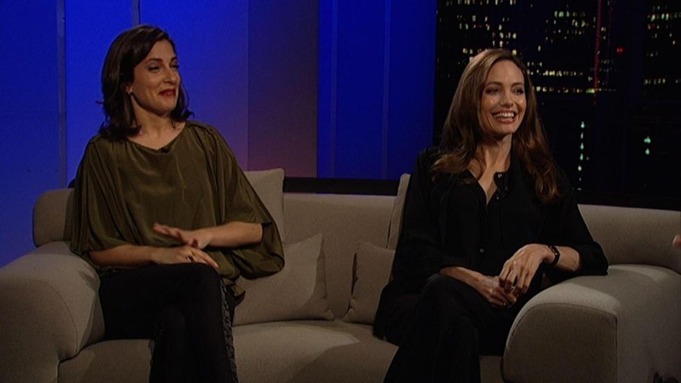Angelina Jolie & Zana Marjanovic image