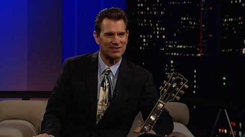 Tavis Smiley -- Musician Chris Isaak