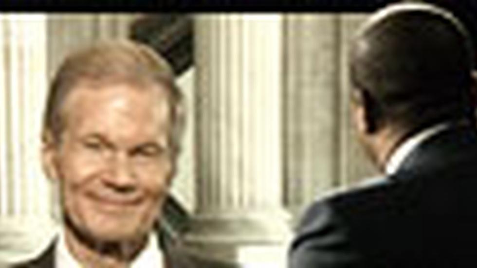 Sen. Bill Nelson: Tuesday, 10/13 image