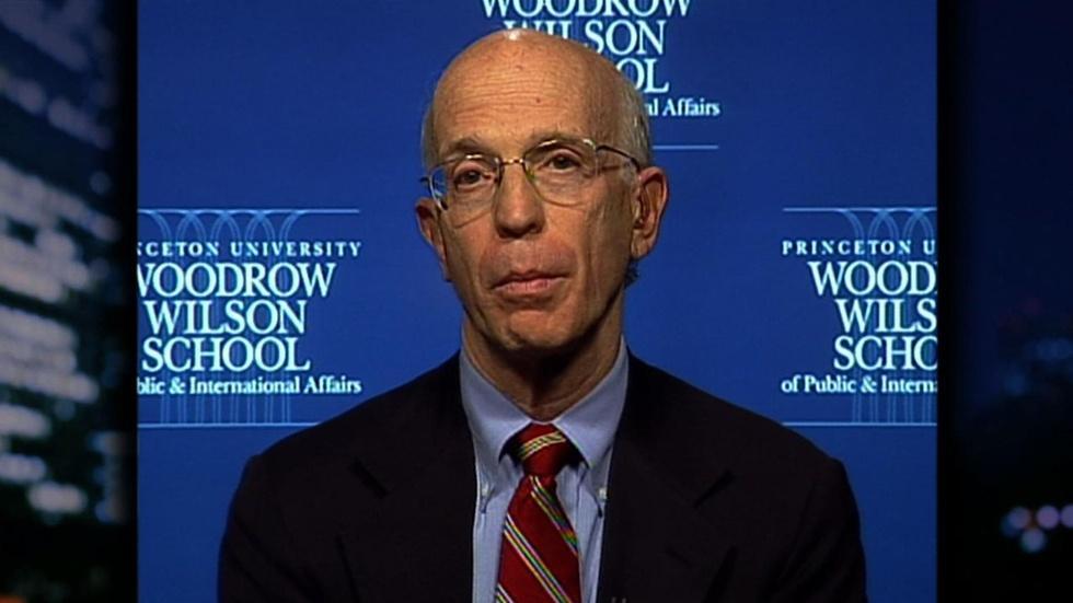 Economist Alan Blinder image