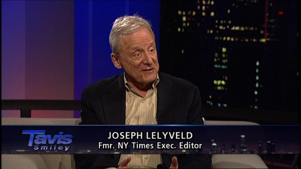 Pulitzer Prize-winning writer Joseph Lelyveld image