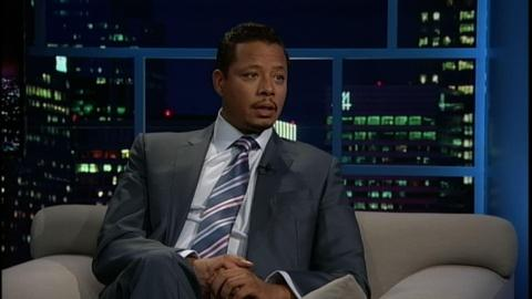 Tavis Smiley -- Actor Terrence Howard