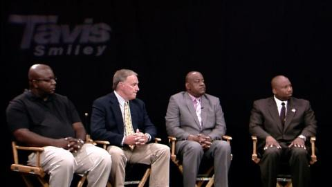 Tavis Smiley -- Innocence Project Panel Discussion Part 1