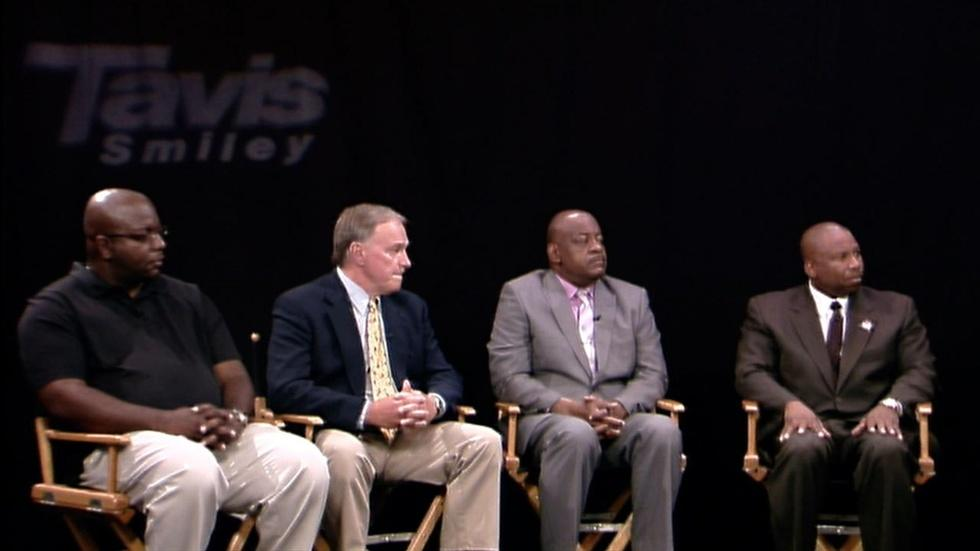 Innocence Project Panel Discussion Part 1 image