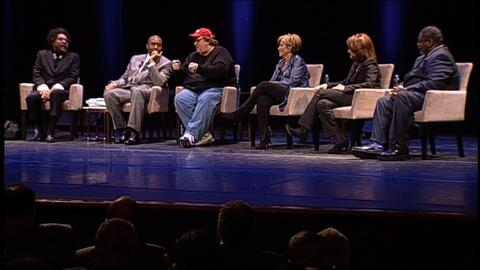Tavis Smiley -- Remaking America - Panel discussion, Part 2