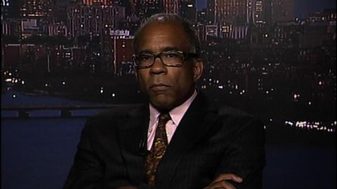 Tavis Smiley -- Law professor-author Randall Kennedy
