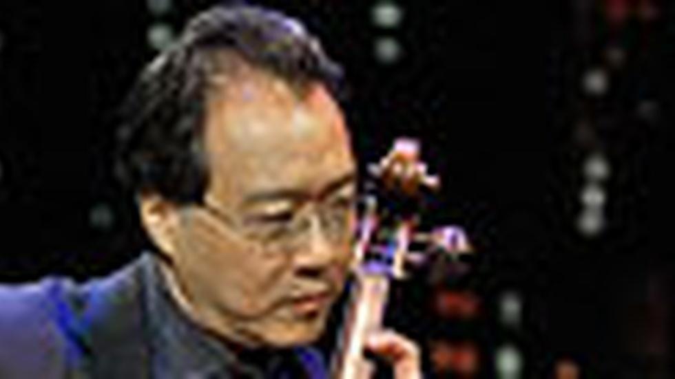 Yo-Yo Ma: Tuesday, 12/8/09 image