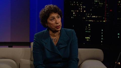 Tavis Smiley -- ACLU president Susan Herman