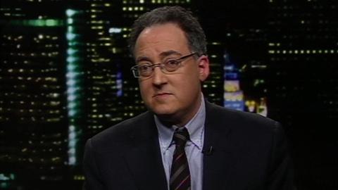 Tavis Smiley -- Foreign Affairs Commentator Gideon Rachman
