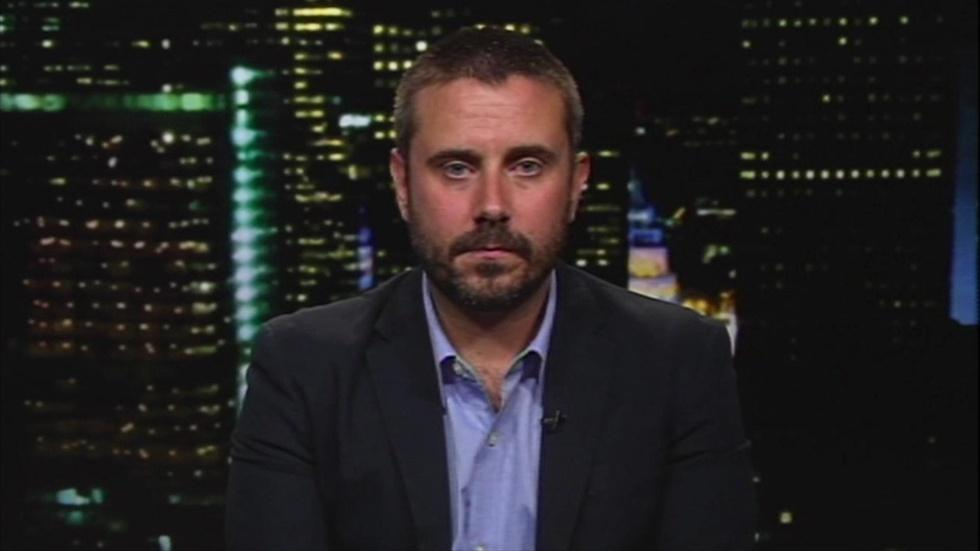 Investigative Reporter Jeremy Scahill image