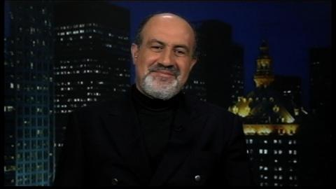 Tavis Smiley -- Nassim Taleb: Monday, 12/20