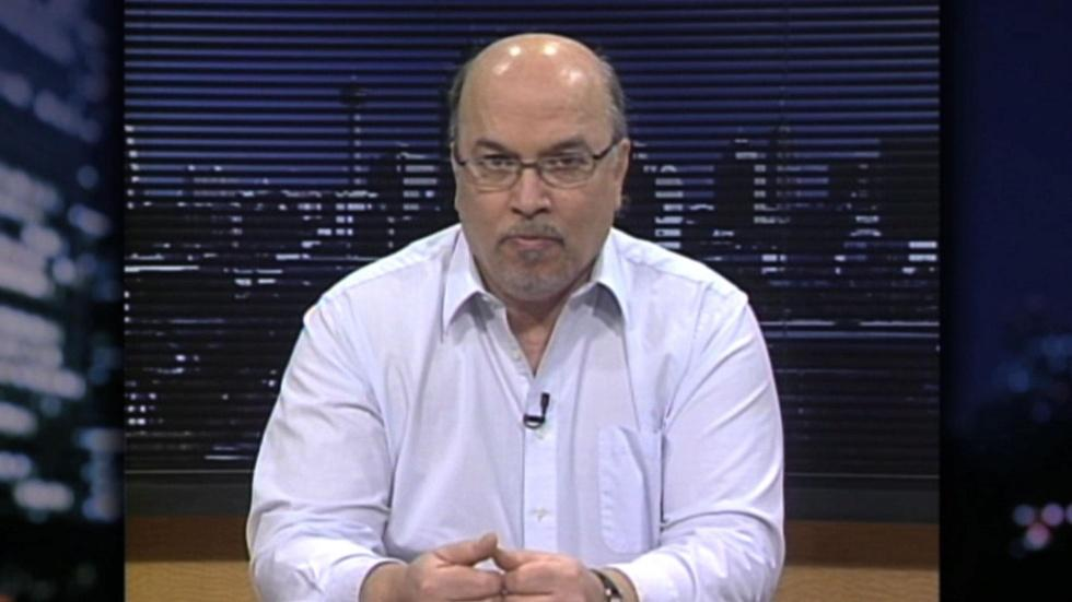Mansour El-Kikhia on the Proposed No-Fly Zone image