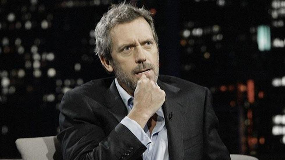 Hugh Laurie - 9/24/10 image