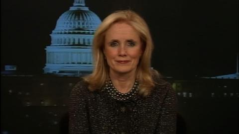 Tavis Smiley -- Democratic strategist Debbie Dingell