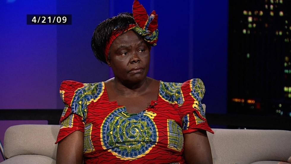 Nobel laureate Wangari Maathai Tribute image