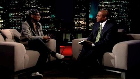 Tavis Smiley -- Musician-producer Nile Rodgers Clip