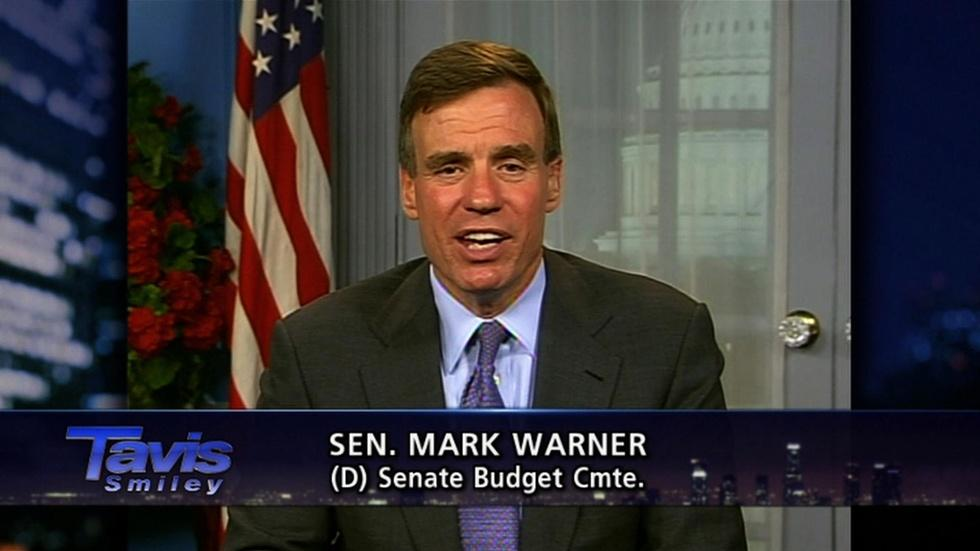 Senator Mark Warner image