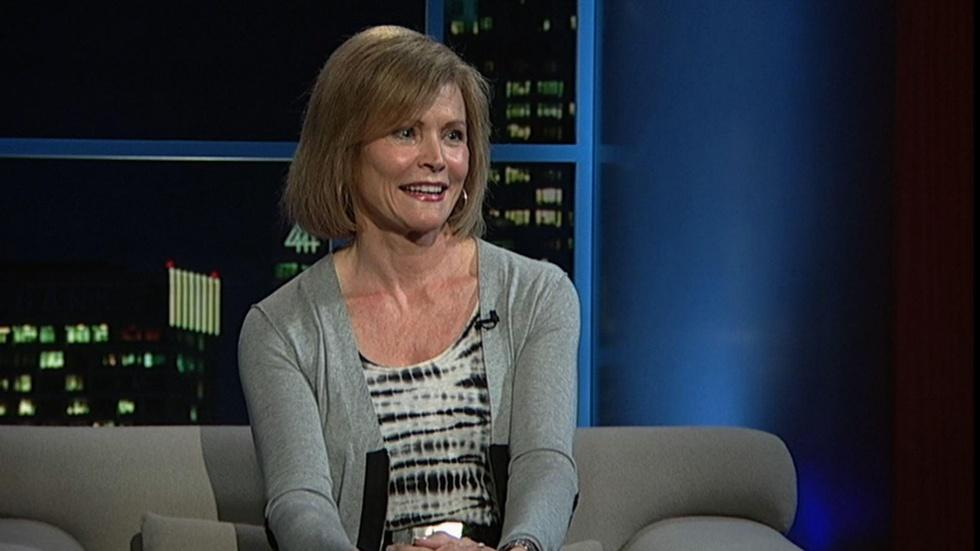 Award-winning TV broadcaster Catherine Crier image