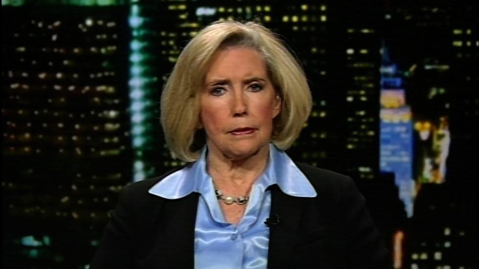 Equal pay advocate Lilly Ledbetter image