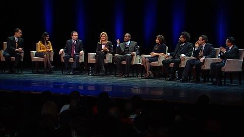 Tavis Smiley -- America's Next Chapter: 1/18