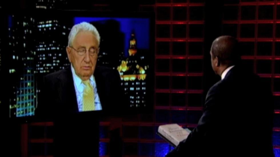 Former U.S. Secretary of State Henry Kissinger image