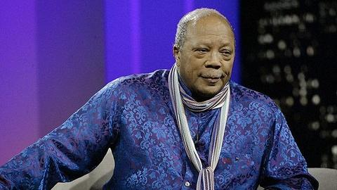 Tavis Smiley -- Music impresario Quincy Jones