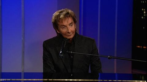 Tavis Smiley -- Musician Barry Manilow