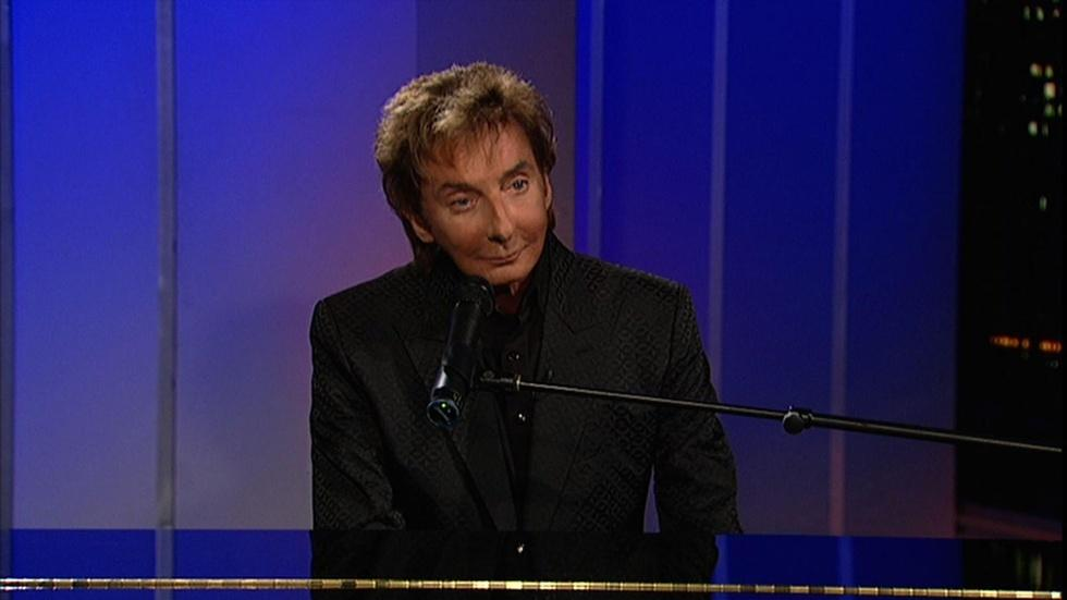 Musician Barry Manilow image