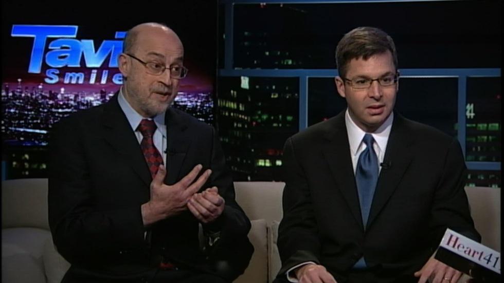 Steven Nissen, M.D. & Marc Gillinov, M.D. image