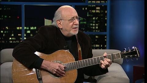 Tavis Smiley -- Musician-singer-songwriter Peter Yarrow