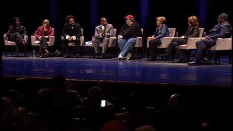 Tavis Smiley -- Remaking America - Panel discussion, Part 3
