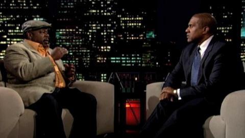 Tavis Smiley -- Comedian-actor Cedric the Entertainer