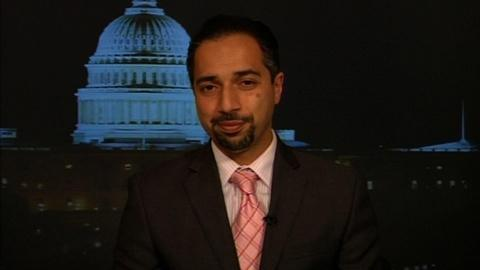Tavis Smiley -- National Iranian American Council founder Trita Parsi