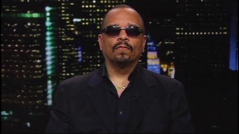 Tavis Smiley -- Rapper-Turned-Actor Ice-T