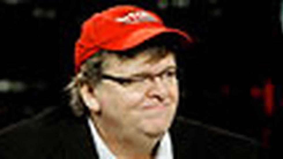 Michael Moore: Tuesday, 9/29 - Highlight image