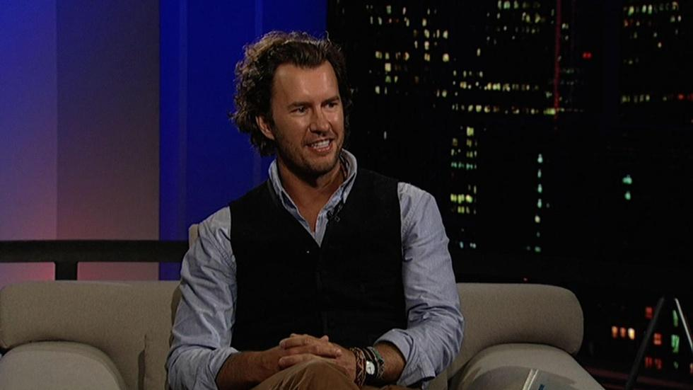 TOMS Shoes founder Blake Mycoskie image