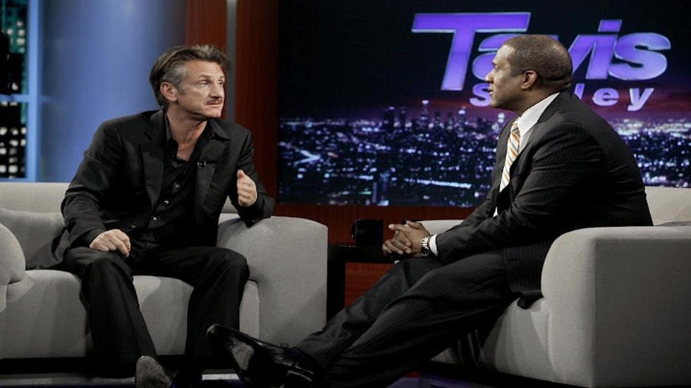 Sean Penn on Haiti image