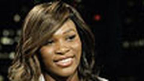 Tavis Smiley -- Serena Williams: Wednesday, 10/14