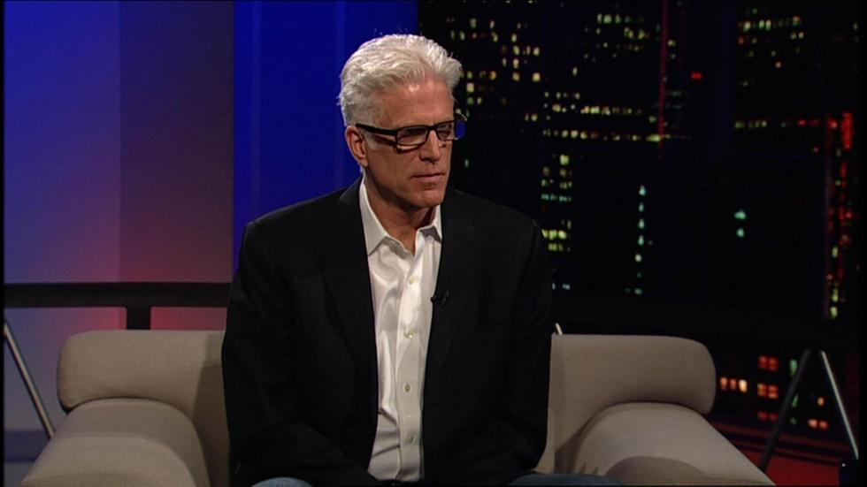 Emmy-winning actor and environmentalist Ted Danson image
